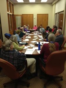 January 3, 2013 meeting